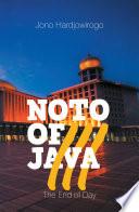 Noto Of Java Iii