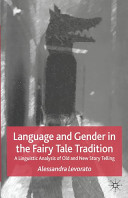 Language and Gender in the Fairy Tale Tradition Conveyed To Children Reading Or