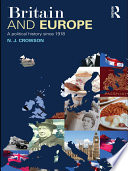 Ebook Britain and Europe Epub N.J. Crowson Apps Read Mobile