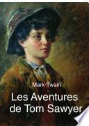 illustration du livre Les aventures de Tom Sawyer (illustré)