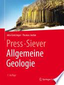 Press Siever Allgemeine Geologie