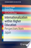 Internationalization within Higher Education