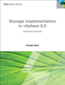 Storage Implementation in VSphere 5 0