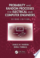 Probability and Random Processes for Electrical and Computer Engineers  Second Edition