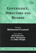 Governance  Directors and Boards