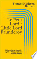 Le Petit Lord   Little Lord Fauntleroy