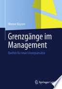 Grenzg  nge im Management