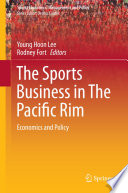 The Sports Business in The Pacific Rim