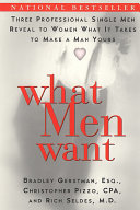What Men Want : you need to know about what men want....