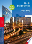 Fondamentaux Droit Des Soci T S 2020 2021