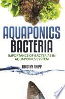 Aquaponics Bacteria
