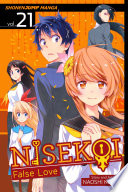 Nisekoi  False Love  Vol  21