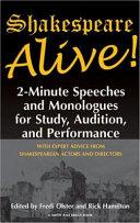 Shakespeare Alive!