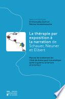 illustration La thérapie par exposition à la narration de Schauer, Neuner et Elbert