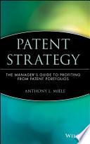 Patent Strategy