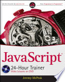JavaScript 24 Hour Trainer