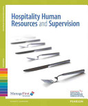 Hospitality Human Resources And Supervision
