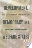 Development  Democracy  and Welfare States