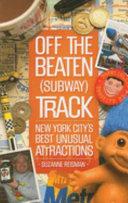 Off the Beaten  Subway  Track Book PDF