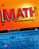 Glencoe Math  Course 1  Student Edition