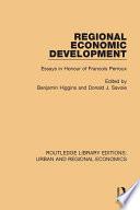 Regional Economic Development Economic Development Have Contributed An Integrated Set