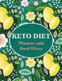 Keto Diet Planner Food Diary
