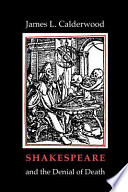 Shakespeare The Denial Of Death
