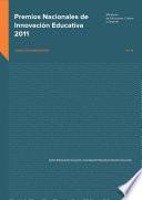 Premios nacionales de innovaci  n educativa 2011