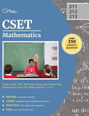 CSET Mathematics Study Guide