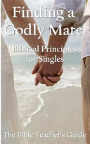 Finding A Godly Mate