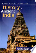 History Of Ancient India  portraits Of A Nation   1 e