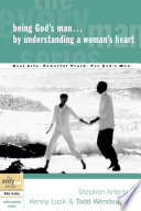 Being God's Man by Reconciliation a Woman's Heart