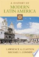 A History of Modern Latin America