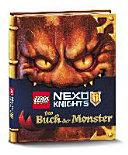 LEGO   Nexo Knights TM  Das Buch der Monster
