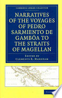 illustration du livre Narratives of the Voyages of Pedro Sarmiento de Gambóa to the Straits of Magellan