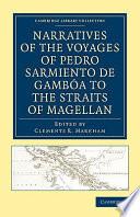 illustration du livre Narratives of the Voyages of Pedro Sarmiento de Gambóa to the Straits of Magellan
