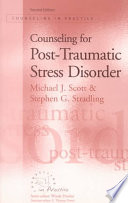 Counselling For Post Traumatic Stress Disorder