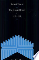 The Jews in Rome