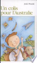 illustration du livre Un colis pour l'Australie