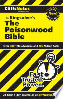 CliffsNotes on Kingsolver s The Poisonwood Bible
