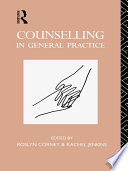 Counselling In General Practice