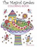 The Magical Garden Coloring Book