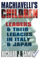 Machiavelli's Children