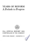 Annual Report Comptroller Of The Currency