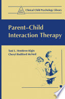 Parent   Child Interaction Therapy Book PDF