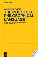 The Poetics Of Philosophical Language