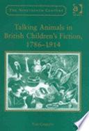 Talking Animals in British Children s Fiction  1786 1914