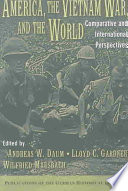 America  the Vietnam War  and the World