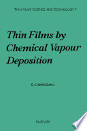 Thin Films by Chemical Vapour Deposition