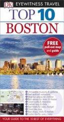 Boston   Dk Eyewitness Top 10 Travel Guide